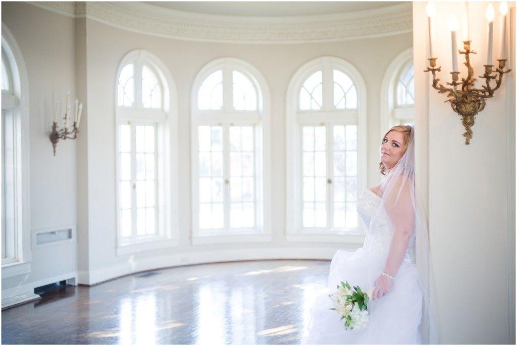 Tulsa Garden Center Bridal Session By Andi Bravo Photography