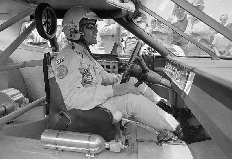 Richard Petty Nascar Car Interior Richard Petty In Photos