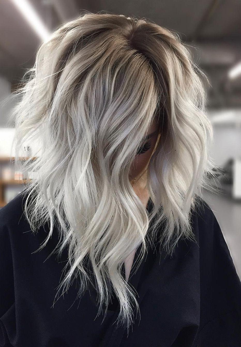 50 Schöne Styles, Um Ihr Platinum Blonde Hair Zu Erhöhen 50 schöne Styles, um Ihr Platinum Blonde Hair zu erhöhen Ombre Hair platinum ombre hair