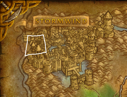 there s still a gaping hole on the map where the stormwind park is