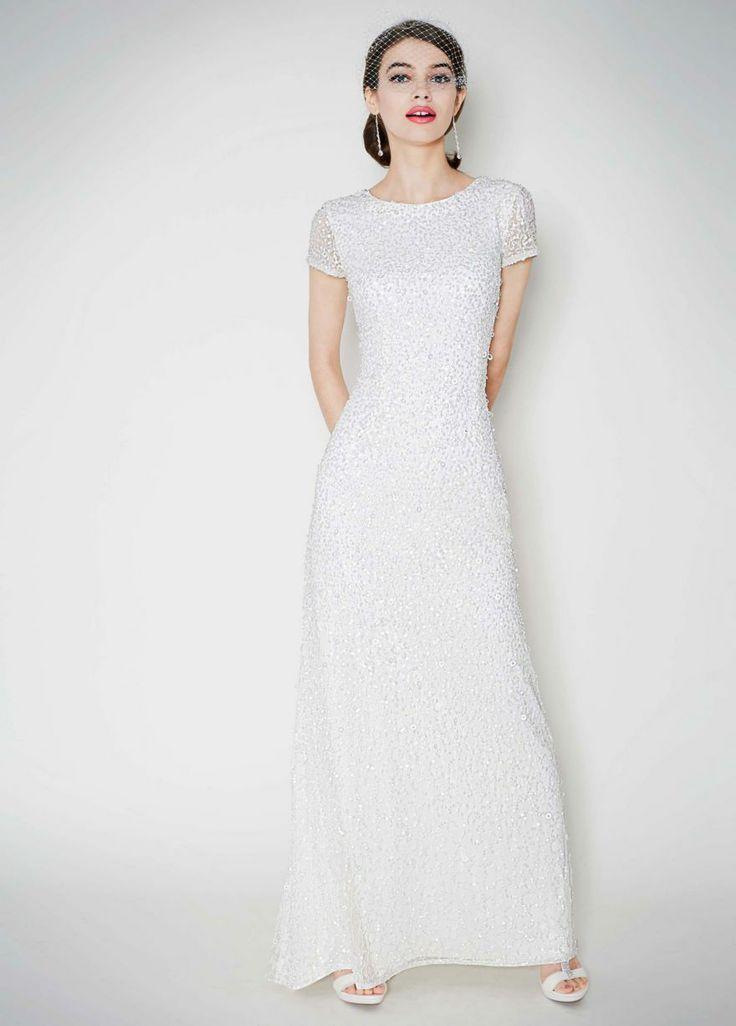 74eae59e8d Smokin' Hot Wedding Dresses Under $500 | Bridal - Budget-friendly Dresses | Wedding  dresses under 500, Wedding gowns, Wedding dresses