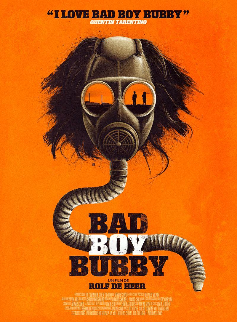 BAD BOY BUBBY - BLURAY COVER on Behance