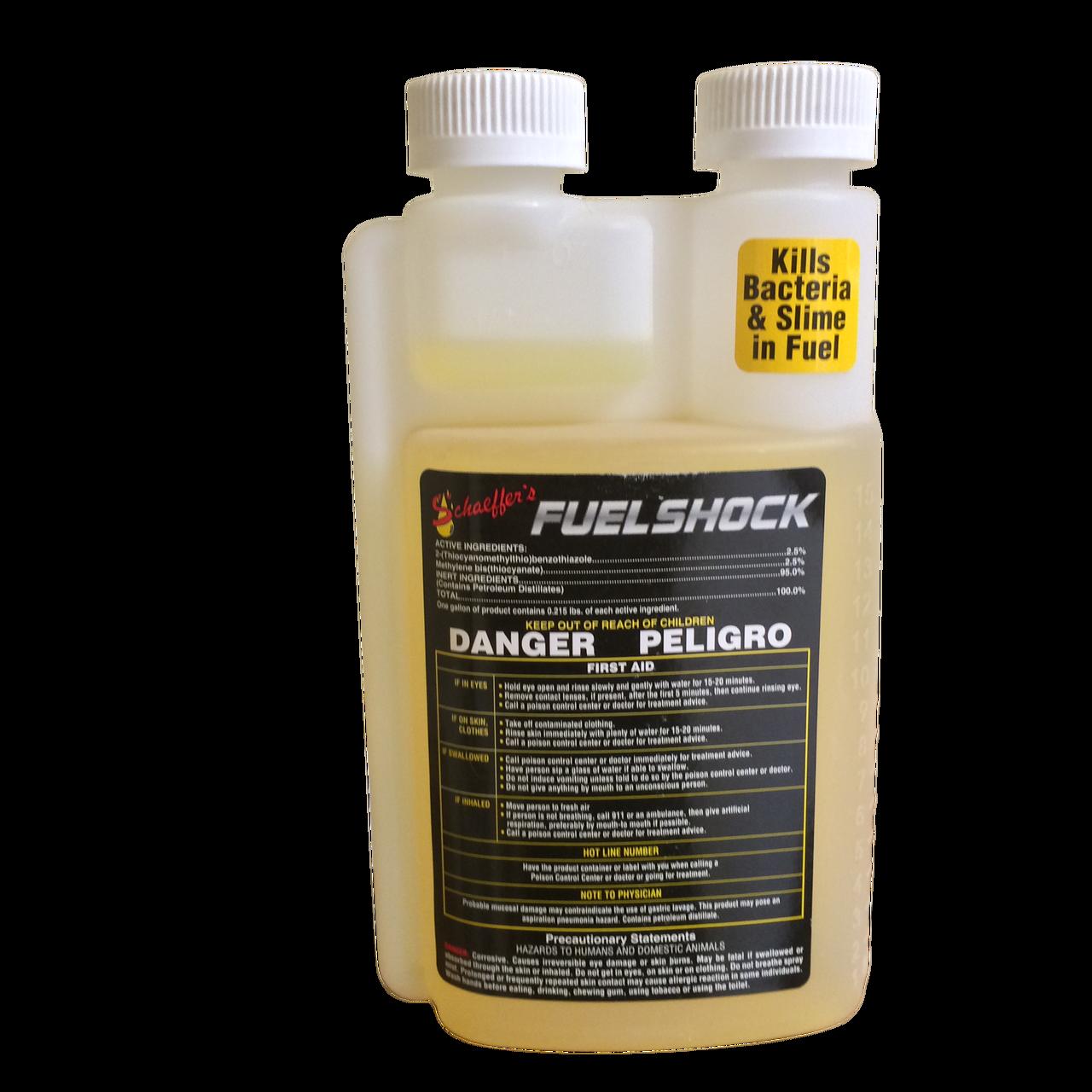 Schaeffer S 285 Diesel Fuel Shock 1 Pint Diesel Fuel Fuel Diesel