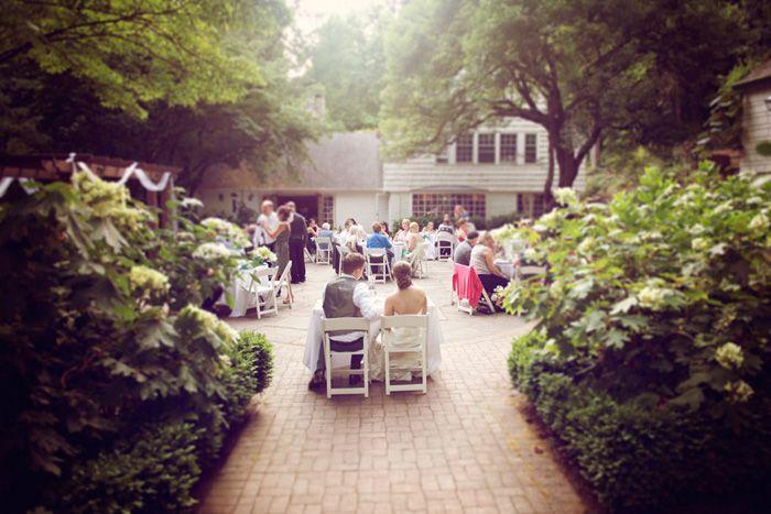 Portland Leach Botanical Gardens Wedding