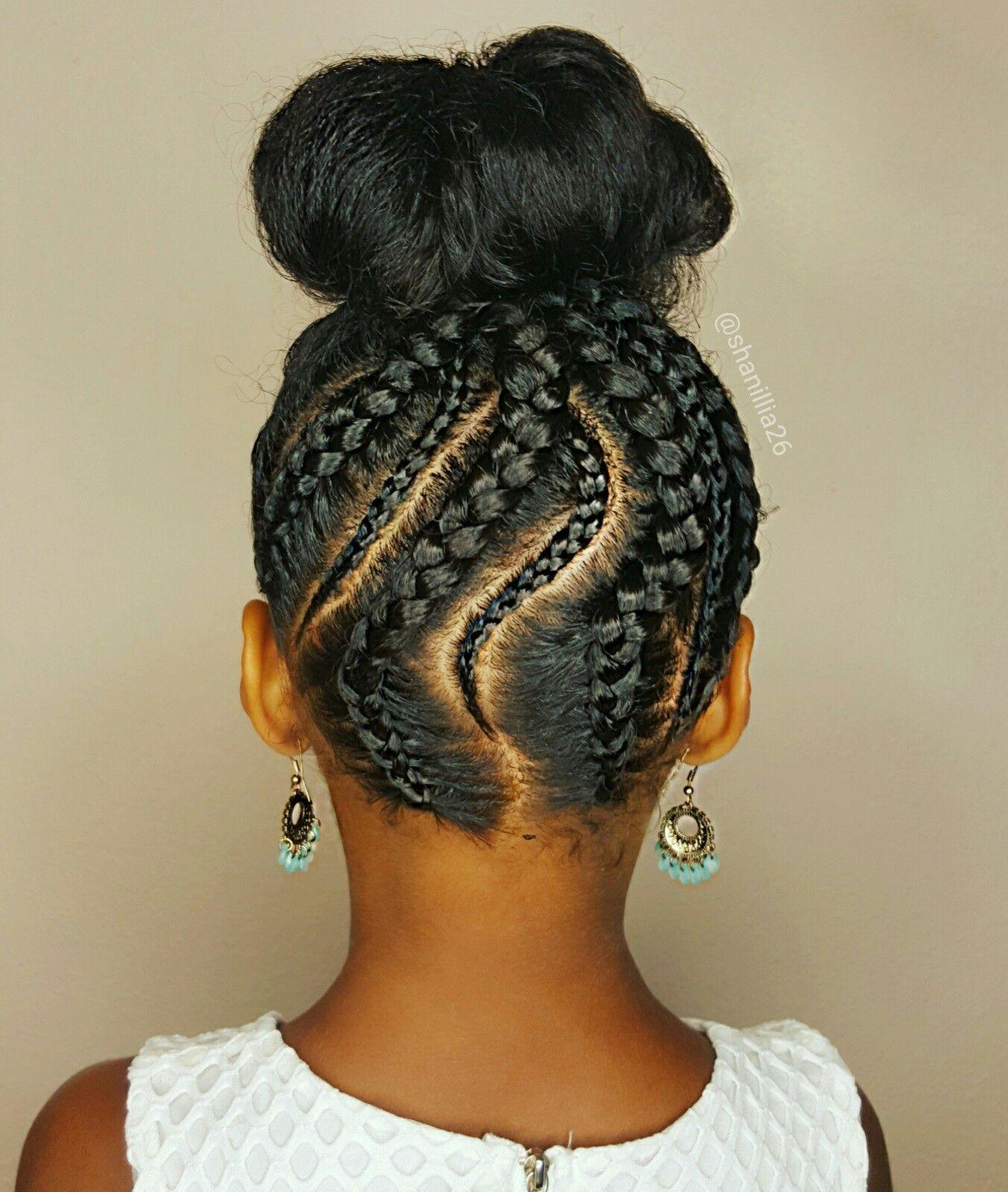 little black girl hairstyles | black girls hairstyles, kid
