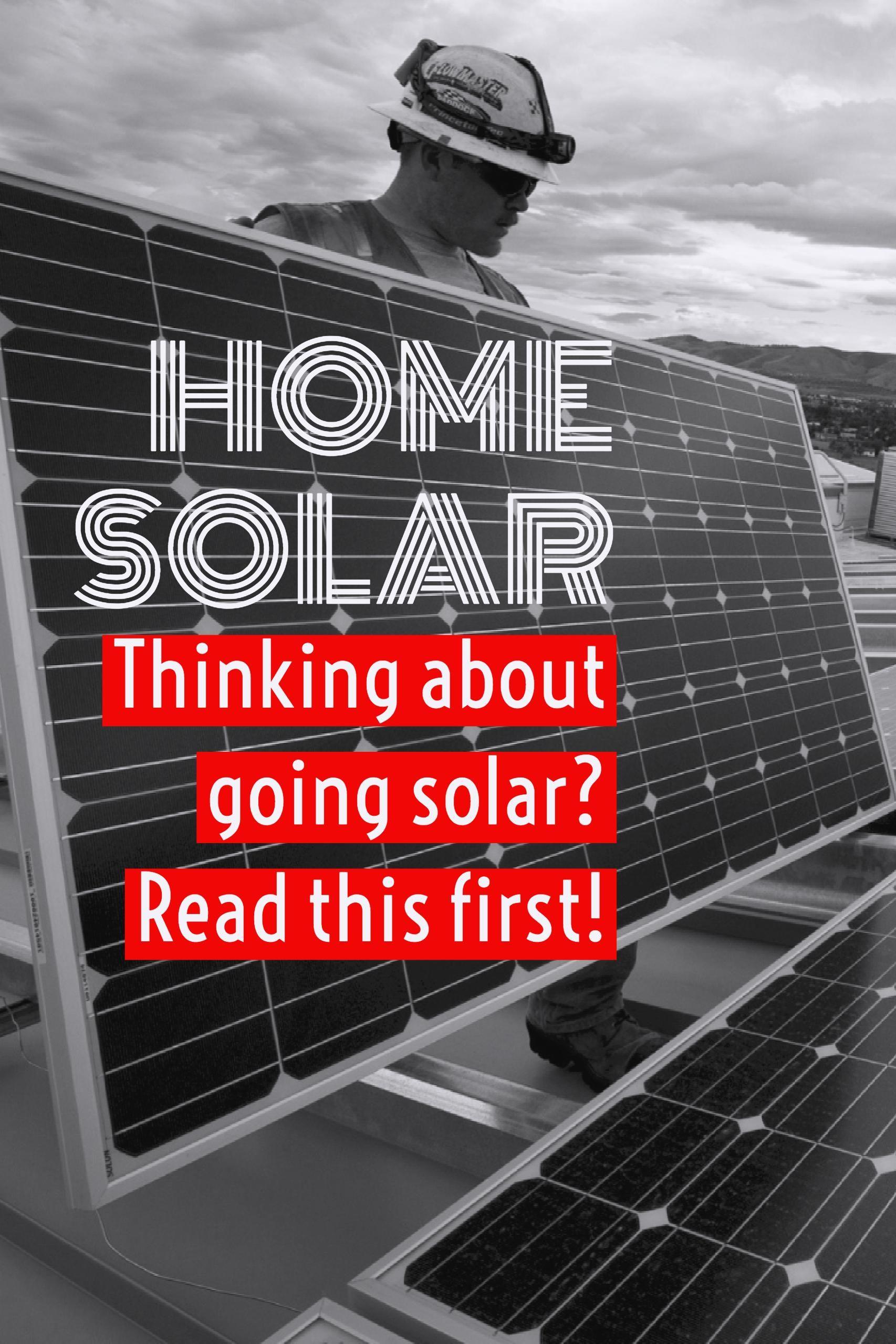 Homeowners Are Furious With Their Power Company Solar Energy System Solar Energy Diy Solar