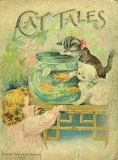 Children's Book - cat