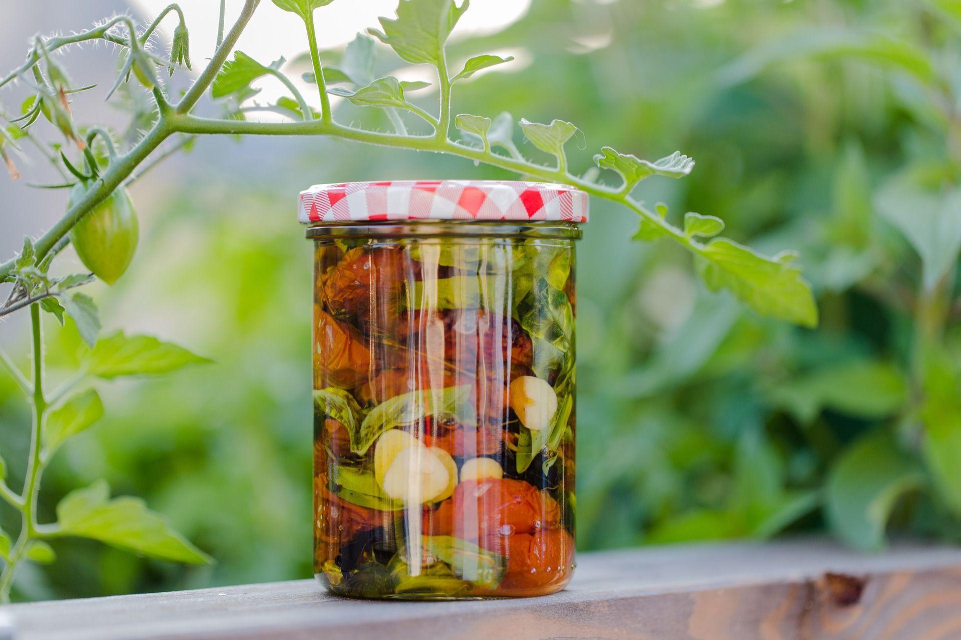 Krema soslu reçete diyet yemekleri ve sebze: kızarmış domates ile kabak pişirmeye nasıl lezzetli