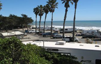 Ventura beach campgrounds with hookups
