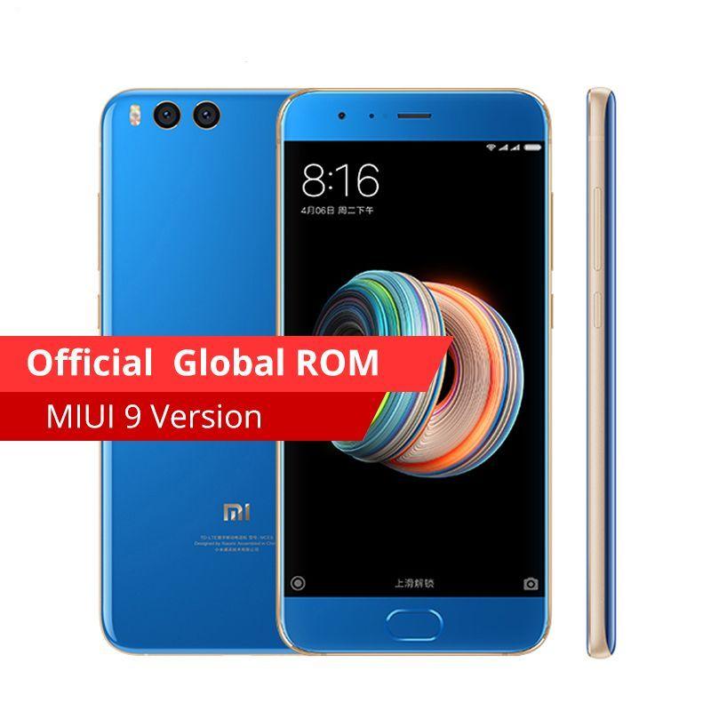 Original Xiaomi Mi Note 3 Mobile Phone Snapdragon 660 6gb Ram 64gb Rom 5 5four Side Curved Glass Dual Back 12 016 0mp Miui In 2020 3 Mobile Phones Xiaomi Mobile Phone