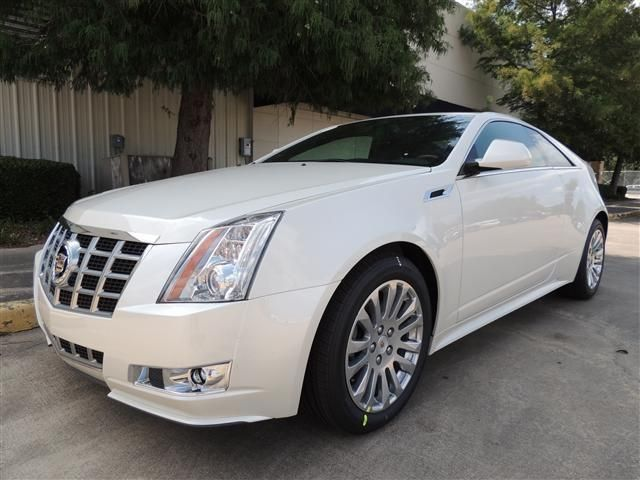 2014 Cadillac CTS 3.6LPremium AWD 3.6L Premium 2dr Coupe Coupe 2 Doors White for sale in Houston, TX Source: http://www.usedcarsgroup.com/used-cadillac-for-sale-in-houston-tx