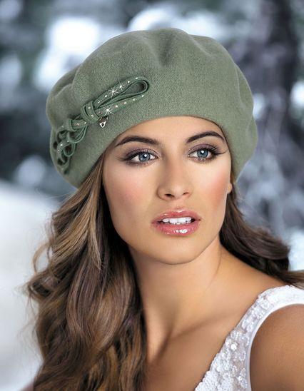 Каталог шапок Вилли | Женские польские шапки оптом