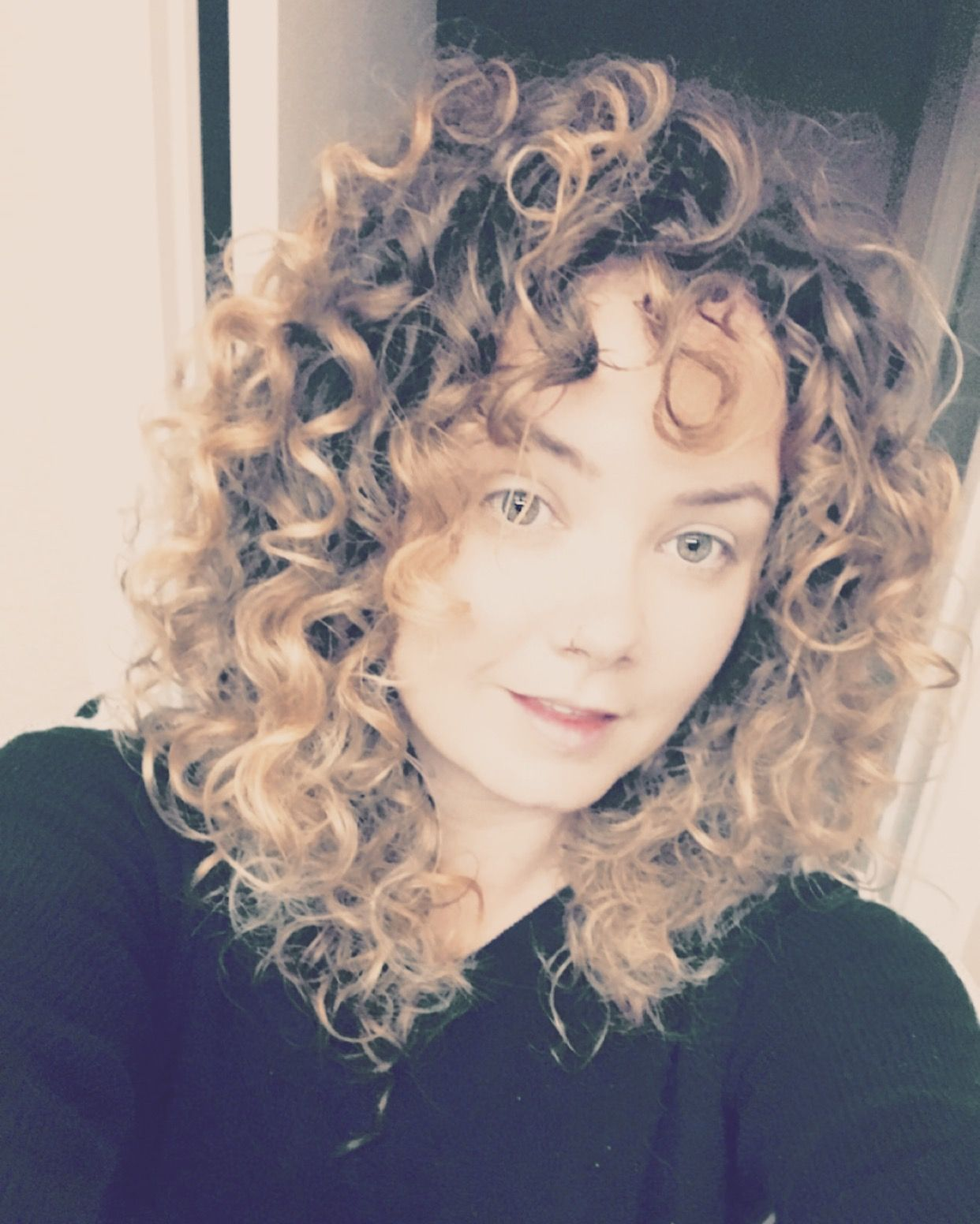 Curly Hair Inspiration Created By Lyndsey Essenzasalonspastudio In