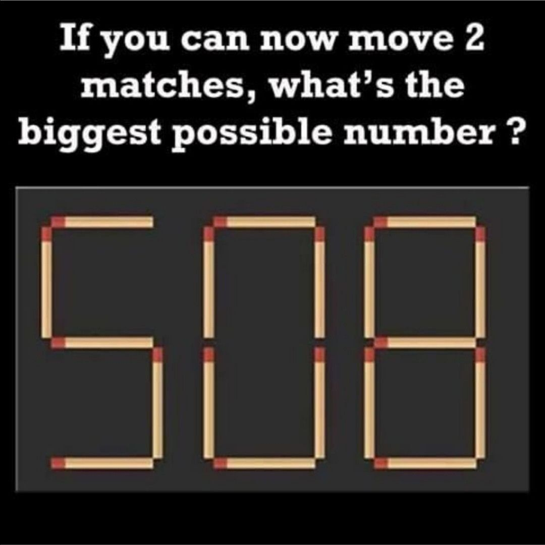 Pin By Yoon Soh On Brain Teaser In