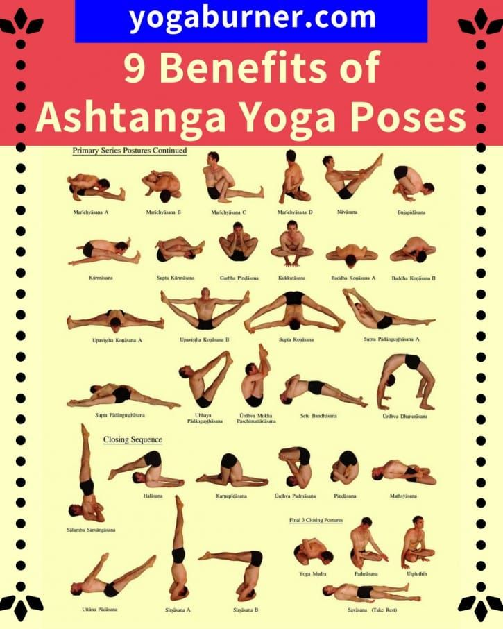 (7) Ashtanga Yoga Poses: [Tips, Benefits & More | Ashtanga ...