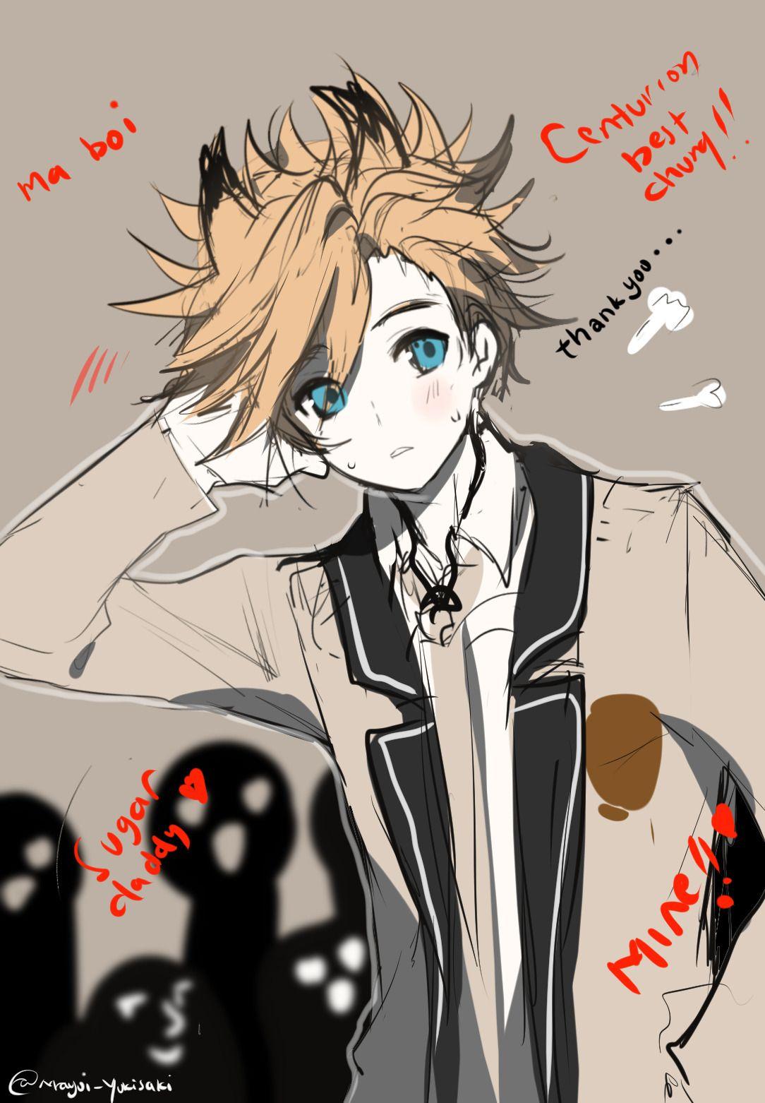 Tumblr P89uf1kr3i1vh0gf5o1 1280 Jpg 1084 1562 Cute Anime Guys