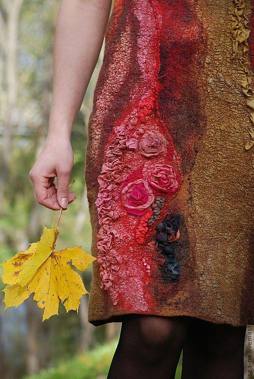 Платья ручной работы. платье
