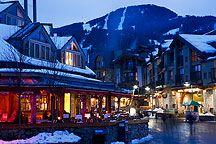 Whistler Village -- Shops, Restaurants