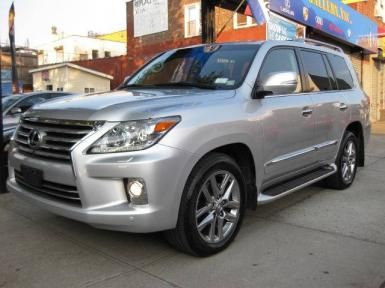 I want to Sell my USED 2013 Lexus LX 570 Base - AED 58,800