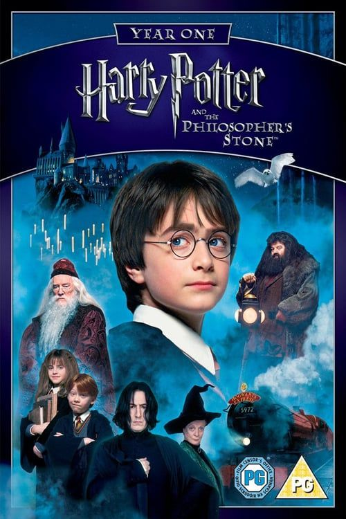 watch harry potter and the philosophers stone