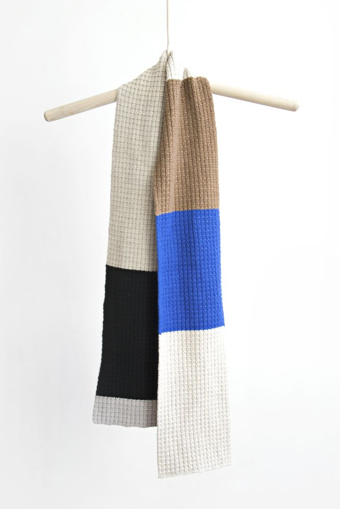 Maurice │ Scarf no.1, €180.00 by Studio meez