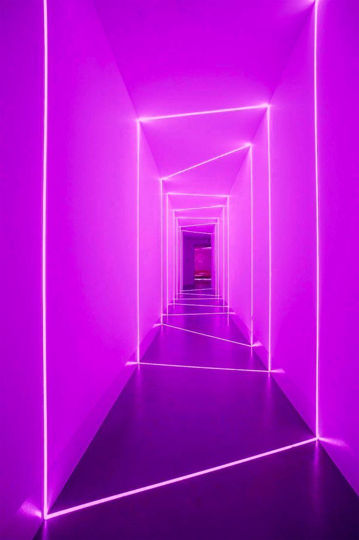aesthetic purple neon light walls sue room violet emerald game iphone fondos interior visit pantalla