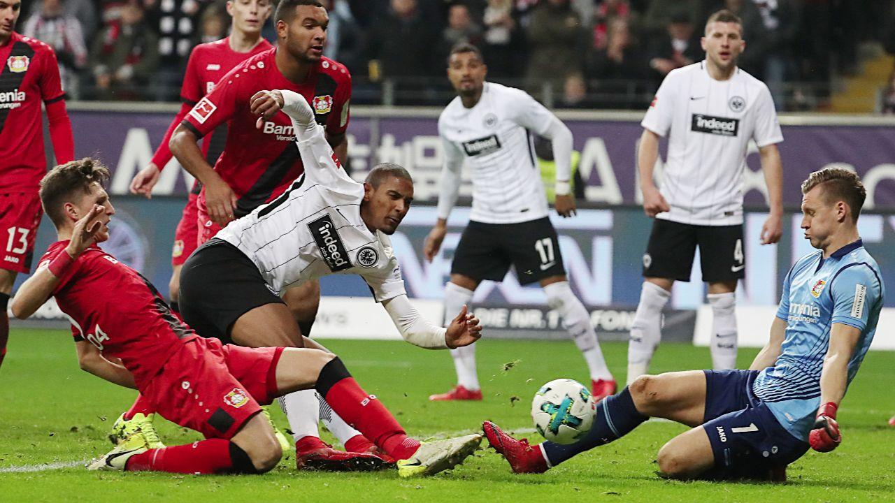 Stürmer Eintracht Frankfurt