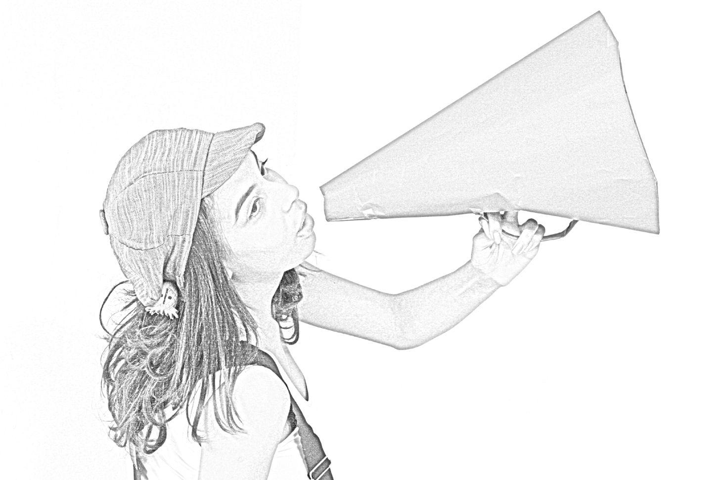 Digital Art Special Illustration by Carlos Campos / A Diretora #25