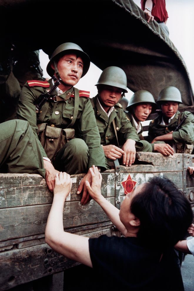 Tiananmen Square Still Haunts Photographer Brothers After 25 Years
