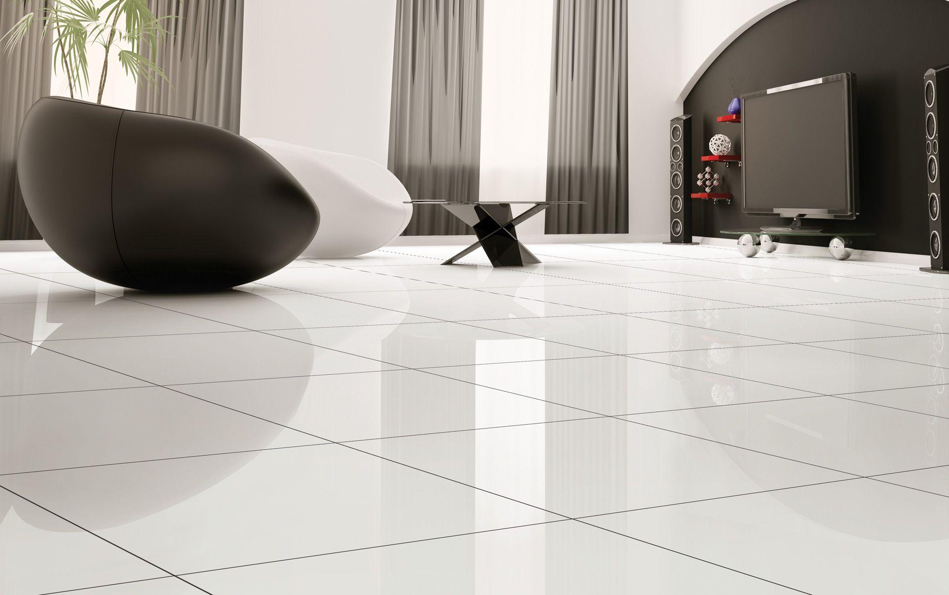modern floor tiles living room Modern House