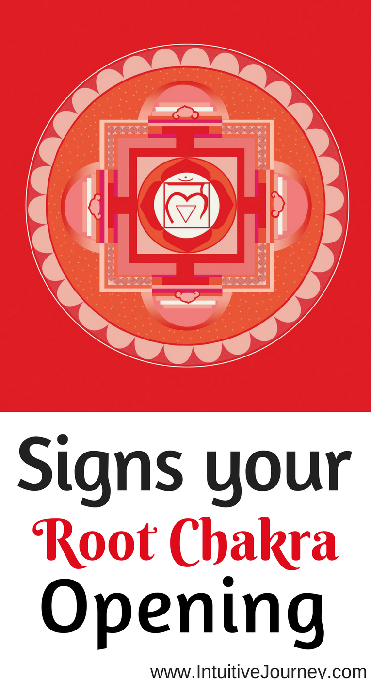 Signs your Root Chakra is Opening | Best of Intuitive