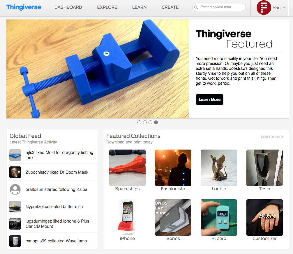 10 websites to download free STL files (3D Printing 3d