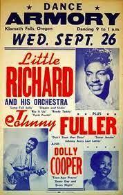 Little Richard..