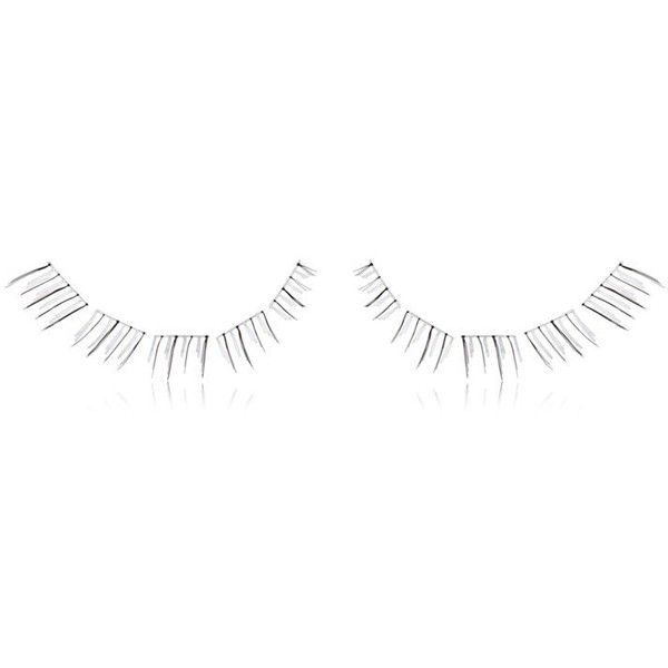 Shu Uemura Partial Silver Lower Lashes 30 Cad Liked On Polyvore
