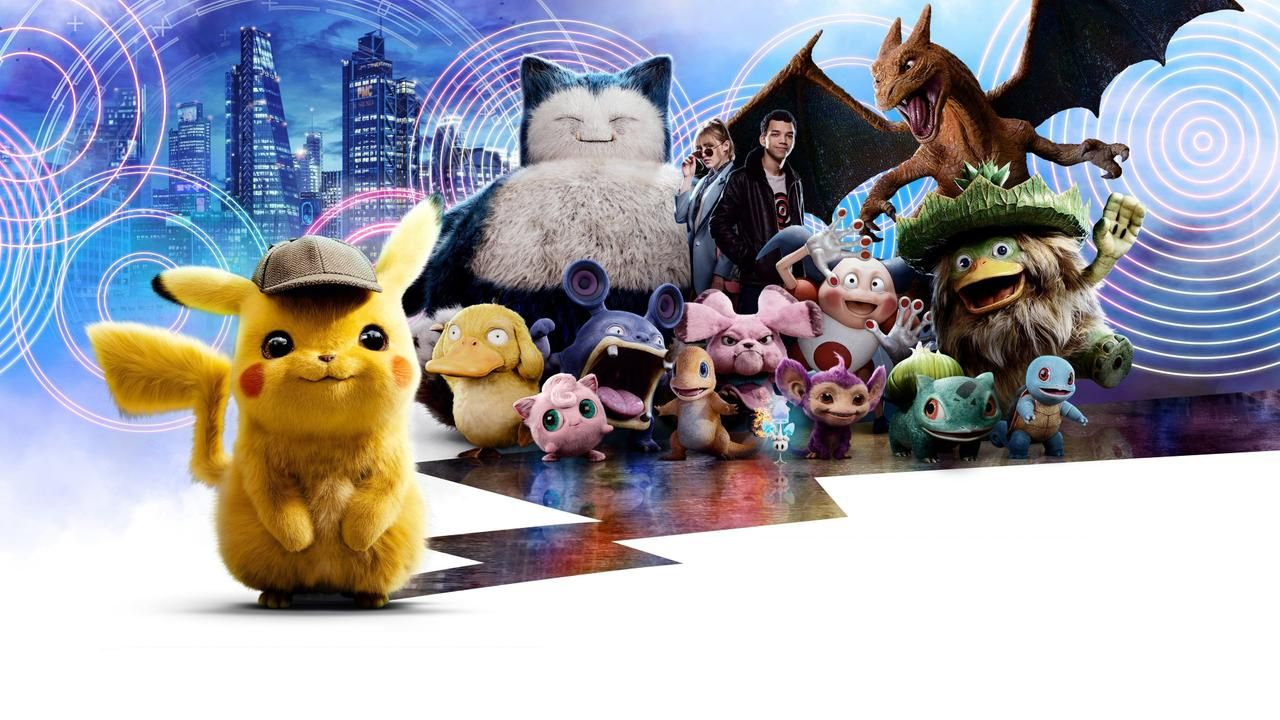 Watch Pokemon Detective Pikachu For Free Online 123movies Com Pikachu Pokemon Detective