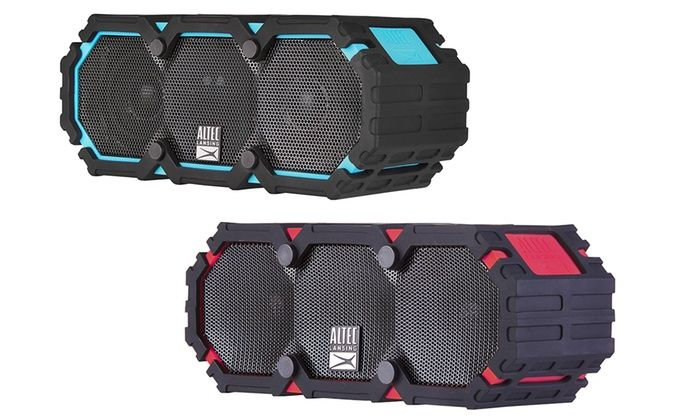 Altec Lansing Mini Lifejacket 2 Waterproof Bluetooth Speaker Altec Lansing Waterproof Bluetooth Speaker Bluetooth Speakers Design