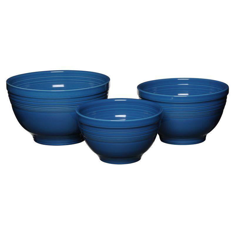 Fiesta Lapis 3 pc. Baking Bowl Set - 967337