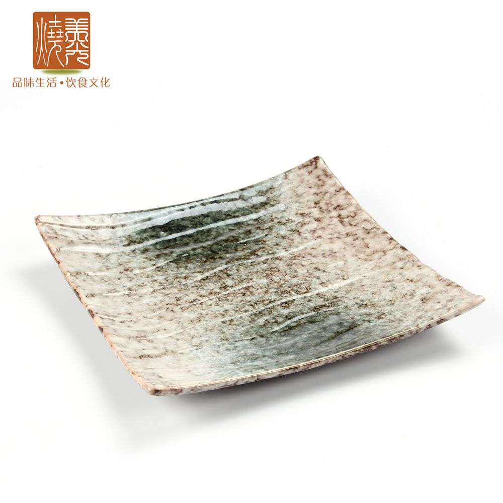 Discover ideas about Antique Stoneware. Japaneseu0026Korean restaurant dinnerwareu0026porcelain square flat plate ...  sc 1 st  Pinterest : japanese square plates - Pezcame.Com