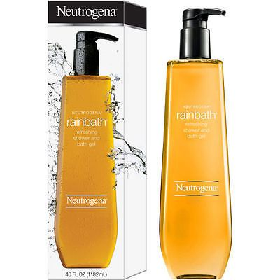 Neutrogena Rainbath Refreshing Shower Gel, Original 40 oz.