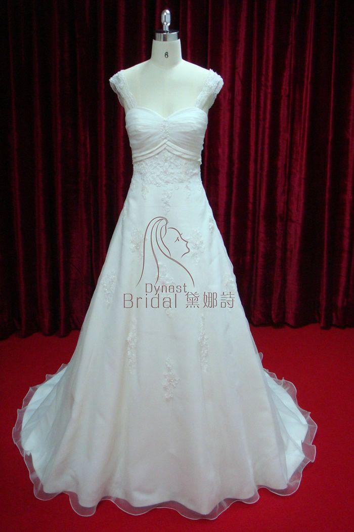 Plus Size Dress  Wedding Dress 2014  High Quality Dress  Simple Dress