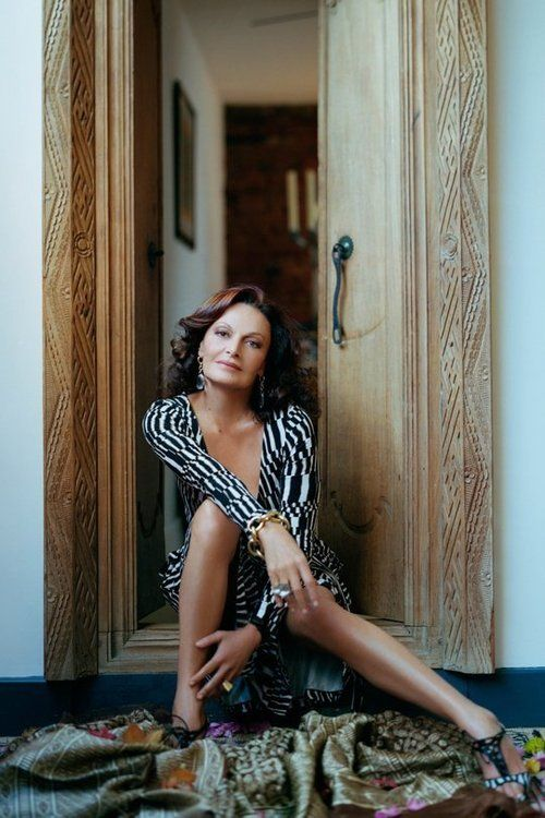 Diane Von Furstenberg Love her and the enduring, classic, body ...
