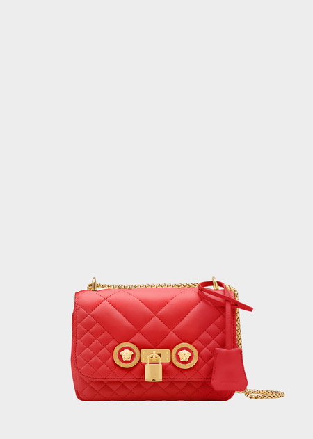 d9cc92d934 Small Quilted Icon Shoulder Bag - gold Shoulder Bags | Clutchs ...