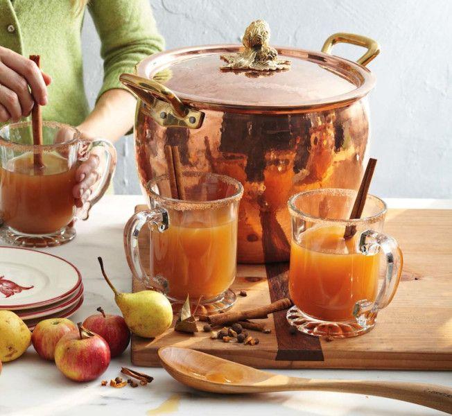 Festive Cocktails For Thanksgiving