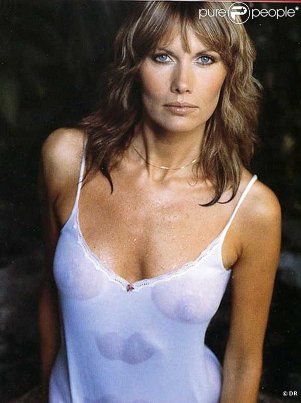 maud adams james bond