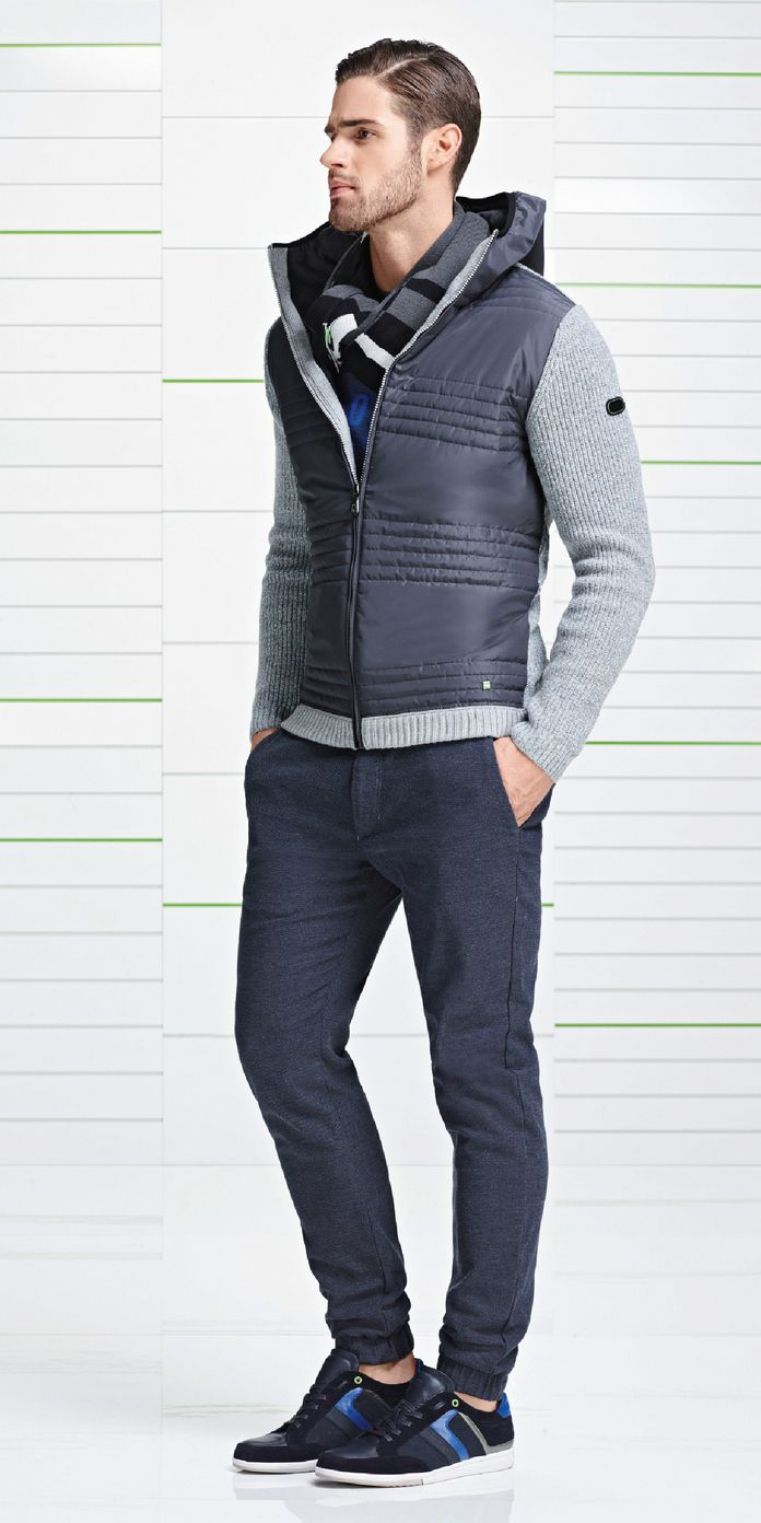 57e0c93e57 BOSS Green Hugo Boss Fall Winter 2015 Otoño Invierno  Menswear  Trends   Tendencias  Moda Hombre