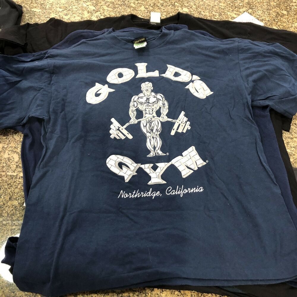 Made In Usa Vintage Golds Gym Shirt 3d L Rare Fashion Clothing Shoes Accessories Mensclothing Shirts Ebay L Golds Gym Shirts Gym Shirts Shirts