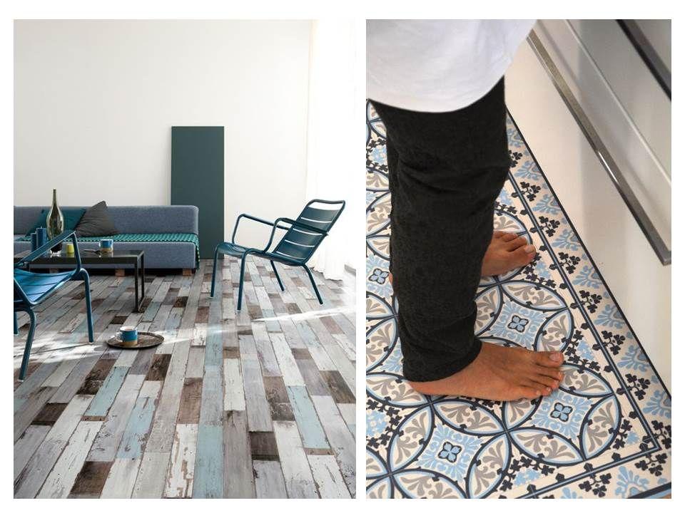 Vinyl Floor Tips Ideas Timber Tile Pattern