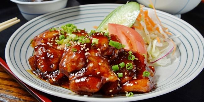 Vemale Com Menu Sahur Sederhana Resep Ayam Teriyaki Cabai Hijau Resep Ayam Ayam Teriyaki Resep Makanan