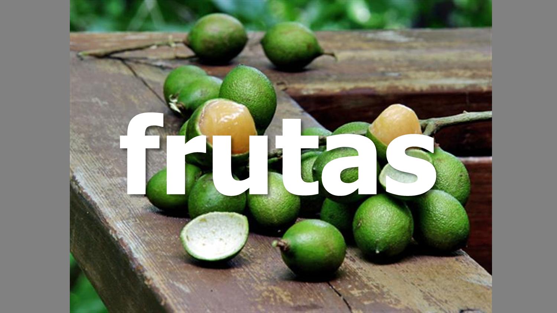 Mamones una delicia de fruta en Venezuela. Descubre todas las frutas que tenemos en nuestra querida Venezuela!
