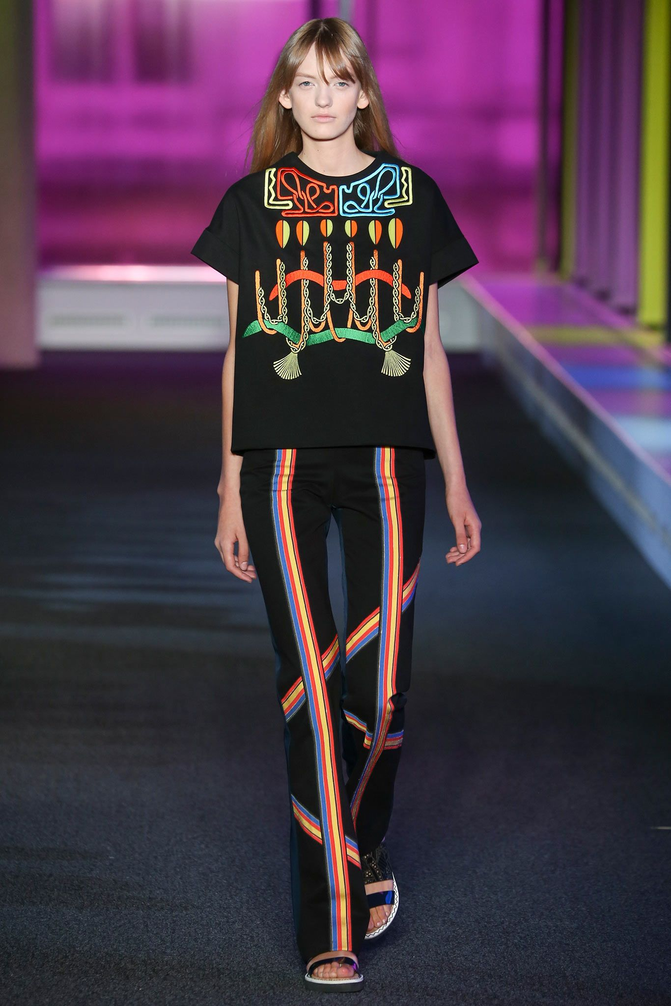 Peter Pilotto Spring 2015 Ready-to-Wear - Collection - Gallery - Style.com